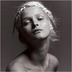 enamorada de esta foto para la campañade Narciso Rodriguez