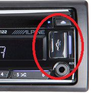 Crutchfield outlines 3 benefits of using USB to connect a portable to your car stereo. #USB #CarAudio