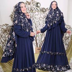 Asyiah Syari by Kanaya Fashion, Moda, La Mode, Fasion, Fashion Models, Trendy Fashion
