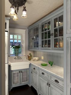 Southern Cottage Design, Pictures, Remodel, Decor and Ideas - page 8 laundery room.