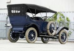 1912 Cadillac Model-30 Phaeton luxury retro g wallpaper