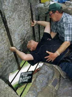 I love Blarney Castle!