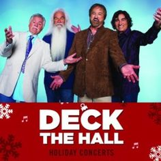WIN TICKETS to see The Oak Ridge Boys' Christmas Night Out at the CMA Theater at the Country Music Hall of Fame on December 23! #Music #Holidays #Nashville# #Christmas
