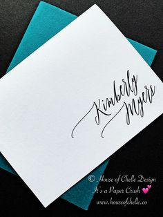 Killer Heels Notecard Pack Ladies Who Lunch Stationery