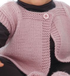 Knitting Patterns Phildar : Layette on Pinterest Baby Sweaters, Tricot Facile and Reborn Baby Girl