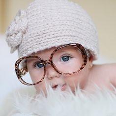 Gafas infantiles para bebés de leopardo. Divertidas gafas sin cristales con montura de manchas de tigre ideales para disfraz o reportajes d efotos para niños, bebés o recién nacidos. 5,00 €