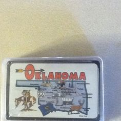 Oklahoma was home for 5 years