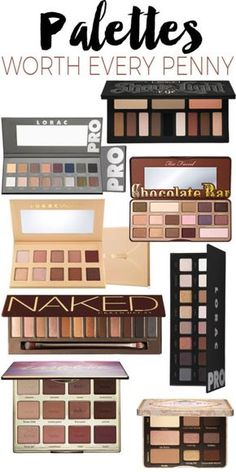 The Eyeshadow Palettes Worth Every Penny