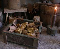 Primitive farm box at Sweet Liberty Homestead! Come visit us!!!