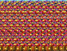 Stereogram Gallery | Color Stereo Hidden Image Stereogram Gallery