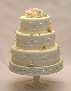 wedding cake designs in recent years have become mor whimsical