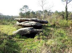 Dólmen Pedra da Arca en Vimianzo #costadamorte