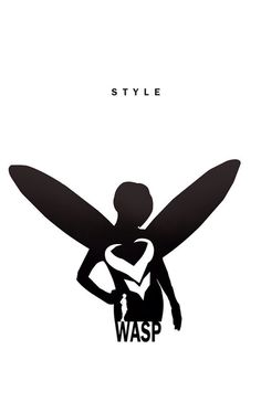 Wasp (Avengers): Style by Steve Garcia (Marvel) Comic Book Characters, Comic Book Heroes, Marvel Characters, Marvel Movies, Comic Character, Comic Books Art, Comic Art, Marvel Dc Comics, Marvel Heroes
