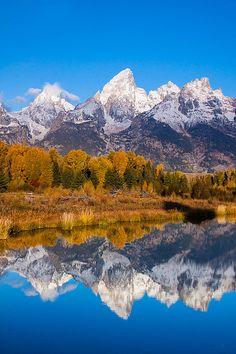 Grand Teton National Park; photo by Jerry Mercier