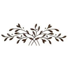 Delicate leaves and berries crafted from strong iron bring natural inspiration to your home decor with the DecMode Metal Leaves and Berries Wall Sculpture. Tree Wall Decor, Metal Wall Decor, Open Wall, Do It Yourself Home, Cool Walls, Wall Sculptures, Diy Bedroom Decor, Home Decor, Metal Walls