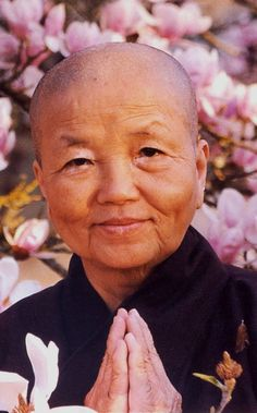 Sister Chan Khong is the first fully-ordained monastic disciple of Zen Master Thich Nhat Hanh, and the director of his humanitarian projects since the Born in 1938 in Ben Tre in South… Buddhist Quotes, Buddhist Monk, Zen Master, Thich Nhat Hanh, Buddha Quote, Zen Meditation, Beautiful Soul, Sisters, Portrait