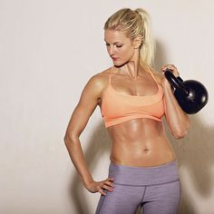 22 Ways to Work Your Abs Without Crunches  - Let's be honest: crunches aren't the most exciting of exercises. And they're not always the most effective ab exercise anyway. If you're bored with your sit-up routine, here are 22 fun and effective ways to mix up your workout and tone your midsection!