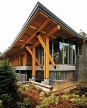 Simple Whistler Public Library Design by Hughes Condon Marler Architects Minimalist Architecture Designs - Architecture & Interior Design Ideas and Online Archives Public Library Architecture, Public Library Design, Commercial Architecture, Minimalist Architecture, Landscape Architecture, Architecture Design, Tectonic Architecture, Architecture Models, Building Architecture