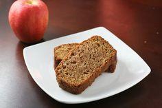 Post image for Cinnamon Apple Bread with Vanilla Buttermilk Glaze – Secret Recipe Club