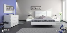 NOX 07 - Bedroom furniture