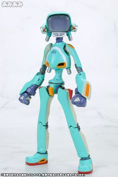 RIO:bone - FLCL: Canti (Green) [Re-release]