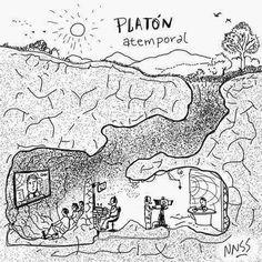 Platón y la alegoría de la caverna UPDATED