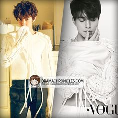 Who Wore It Better: Park Chanyeol vs Lee Dong Wook – Drama Chronicles