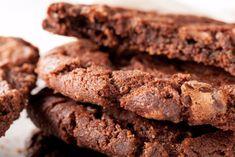 Čokoládové sušienky s citrónom Cookies, Chocolate, Baking, Desserts, Food, Biscuits, Crack Crackers, Tailgate Desserts, Deserts