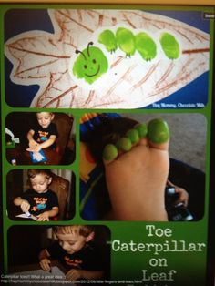 newborn craft for the wall?Eric Carle