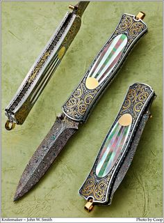 Photos Knives of the Blade Show 2012 • Art, Classics, and Surprises