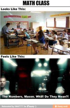 Math class / iFunny :)