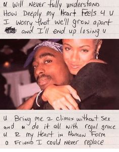 Tupac quotes - Tupac & Jada pinkett Smith i swear their bond was everything they definitely would have been together if he didn't get killed R I P Tupac Quotes, Rapper Quotes, Qoutes, Lyric Quotes, Tupac Poems, Thug Quotes, 90s Quotes, Hip Hop Quotes, Tupac And Jada