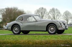 Jaguar XK 140 Litre SE FHC, year Chassis number: BW, engine number: X, original delivery with Special Equipment package AND automatic gearbox. Jaguar Xj, Jaguar E Type, Austin Seven, Alien Design, Cars Series, Aston Martin, Cars For Sale, Ferrari