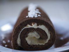 Chocolate Roulade by www.monsieurwag.com