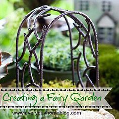 Fairy Gardens :: ideas