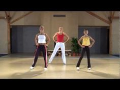 KMPlusMedia - Aerobics for kids, Part 1