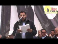 Discurso de Marti Batres en mitin defensa #PEMEX 8 Sept 2013