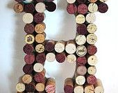 Wine cork Ideas- I want to try this! guess this gives me a reason to start drinking more wine!