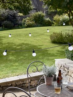 Equally perfect for parties and relaxing outdoors, our festoon lights have a wonderful simplicity that adds character and warmth to your garden or terrace. Now with an amazingly simple connectable system, it is easy to light up any space with up to 100 lights from one power source, and the low-energy bulbs last for 50,000 hours. Our Extendable Festoon Lights are also available in White, and are the perfect companion for our Elsa Outdoor Floor Lamp. Please note that the connections between…