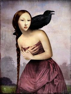 'Come with me' by Christian  Schloe on artflakes.com as poster or art print $20.79