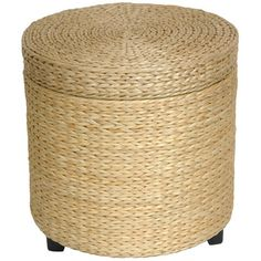 Shop Wayfair for Oriental Furniture Rush Grass Storage Ottoman - Great Deals on all Furniture products with the best selection to choose from!