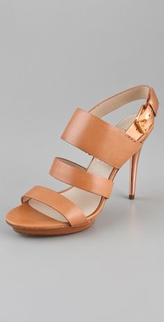 KORS Michael Kors Lizzie High Heel Sandals