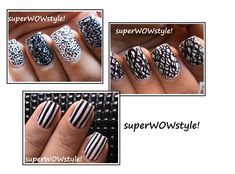 3 Easy Nail Designs for Lazy Girls! | Nail Art Designs