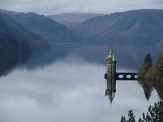 Lake Vyrnwy,Wales