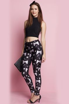 Spooky Leggings - $65.00 AUD