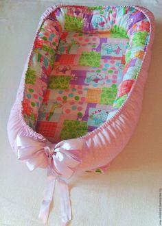 Для новорожденных, ручной работы. Гнездо для новорожденного. Кристина Гарейс…