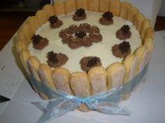 Torta s parížskou šlahačkou a banánmi - Vaše rady a tipy - Ako sa to robí.sk