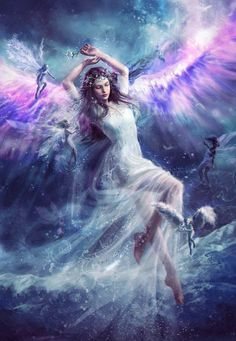 We are each of us angels with only one wing, and we can only fly by embracing one another. ~Luciano de Crescenzo #angels #angelquote