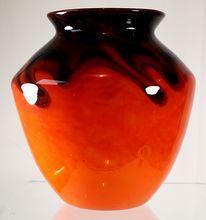 """Schneider """"Jade"""" Vase"""