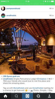Zimbabwe, Singita Pamushana Lodge
